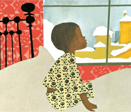 Kinderbuchtipps: Ein Tag im Schnee von Jack Ezra Keats // HIMBEER