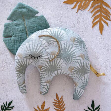 Schmusetier: Niedlichen Elefanten nähen // HIMBEER