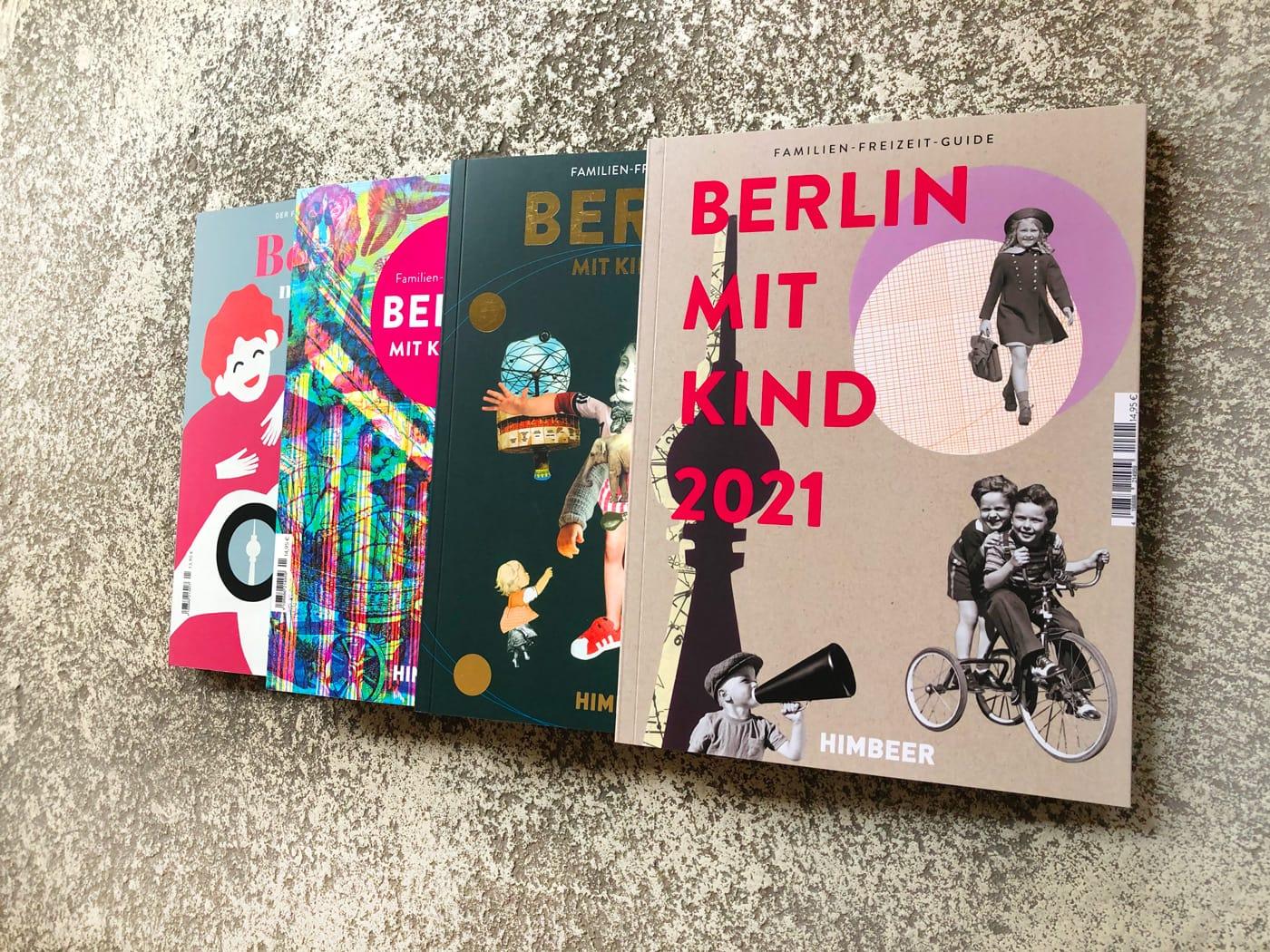 Familien-Freizeit-Guides // HIMBEER