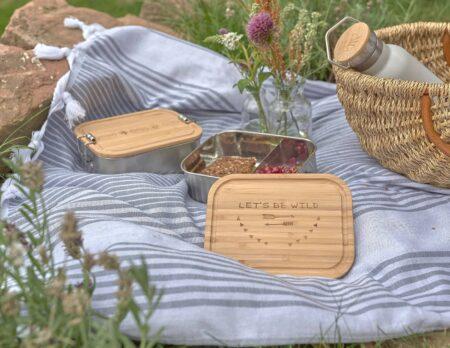 Nominiert beim Green Products Award 2021: Lunchbox von Lässig // HIBEER