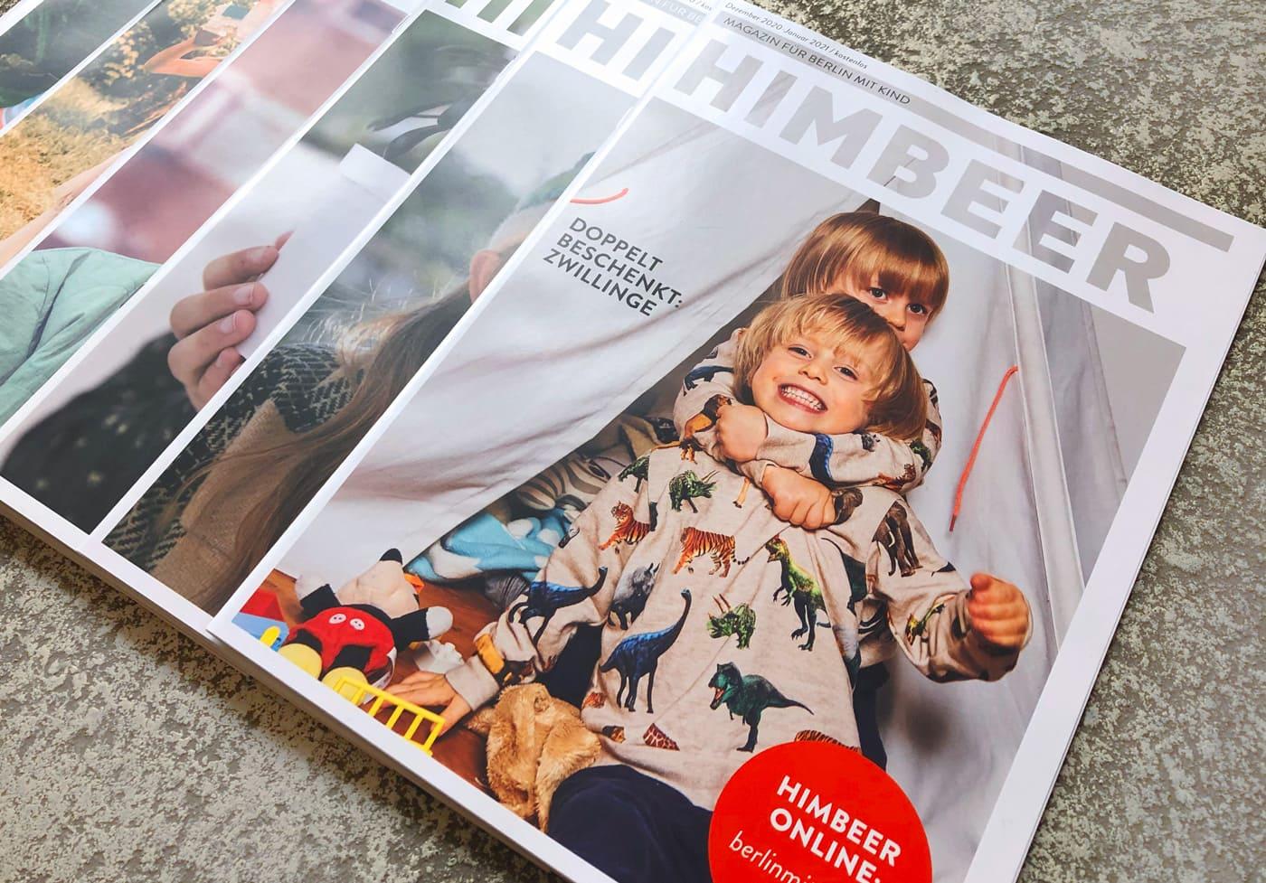 Familienmagazin HIMBEER in Berlin // HIMBEER