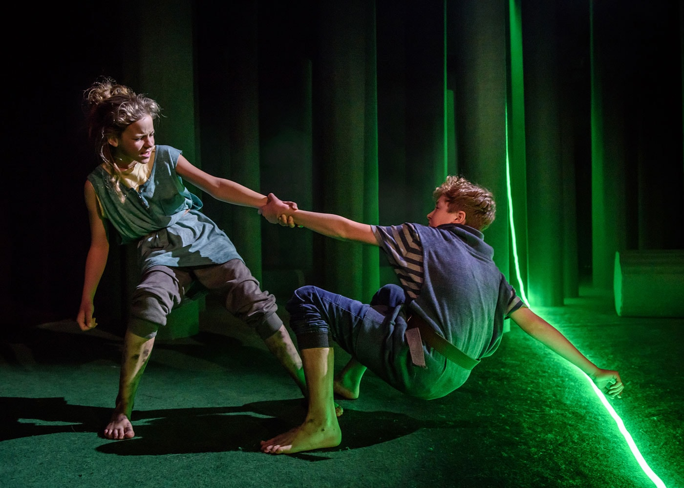 Tipps fürs Wochenende 12.-14.02.2021: Kindertheater im Online-Stream: Ronja Räubertochter // HIMBEER