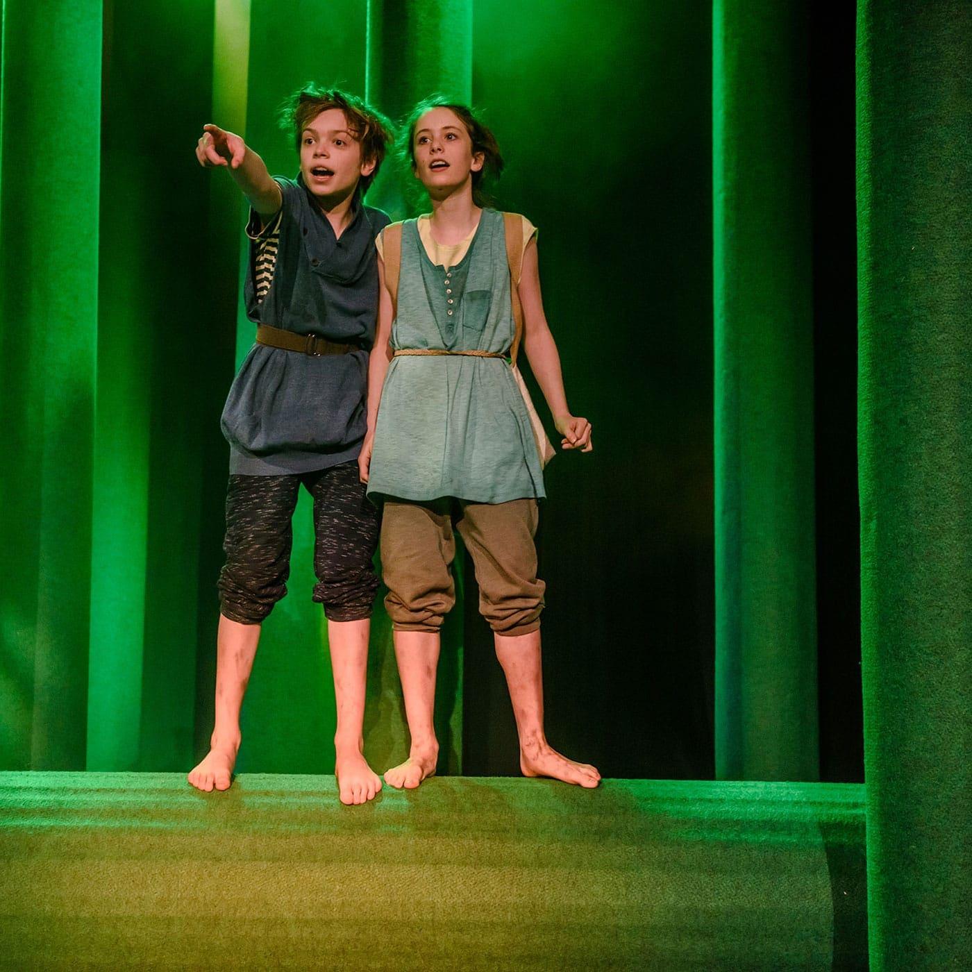 Kindertheater im Online-Stream: Ronja Räubertochter // HIMBEER