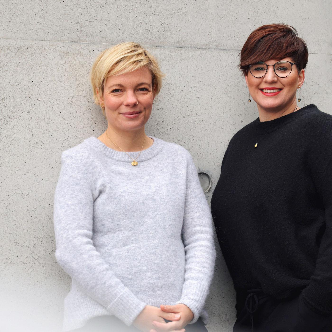 hey WOW MOM Gründerinnen Janine Krupp und Stephanie Römer // HIMBEER