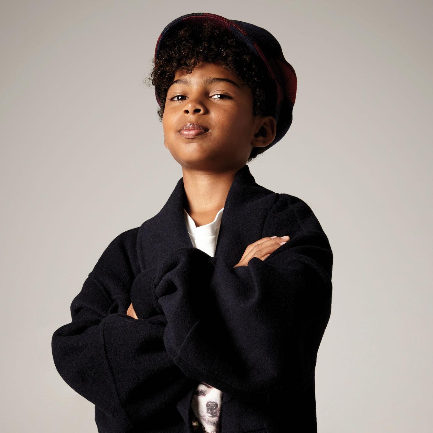 Kinder-Berufswunsch: Romeo möchte Spieleentwickler oder Paläontolge werden // HIMBEER