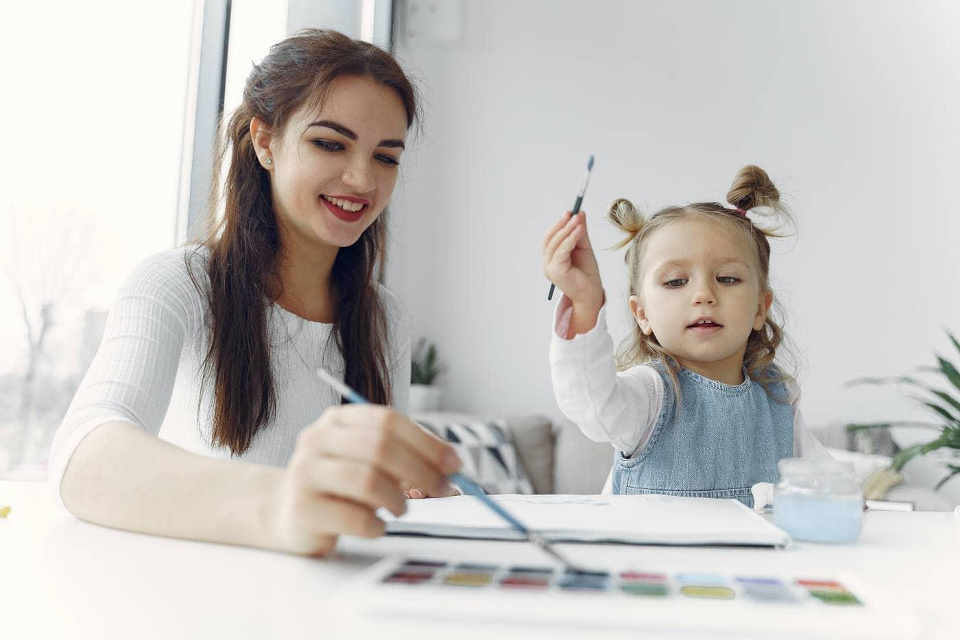 Mini-Tipps im April: Kurse für Kleinkinder und Familien // HIMBEER