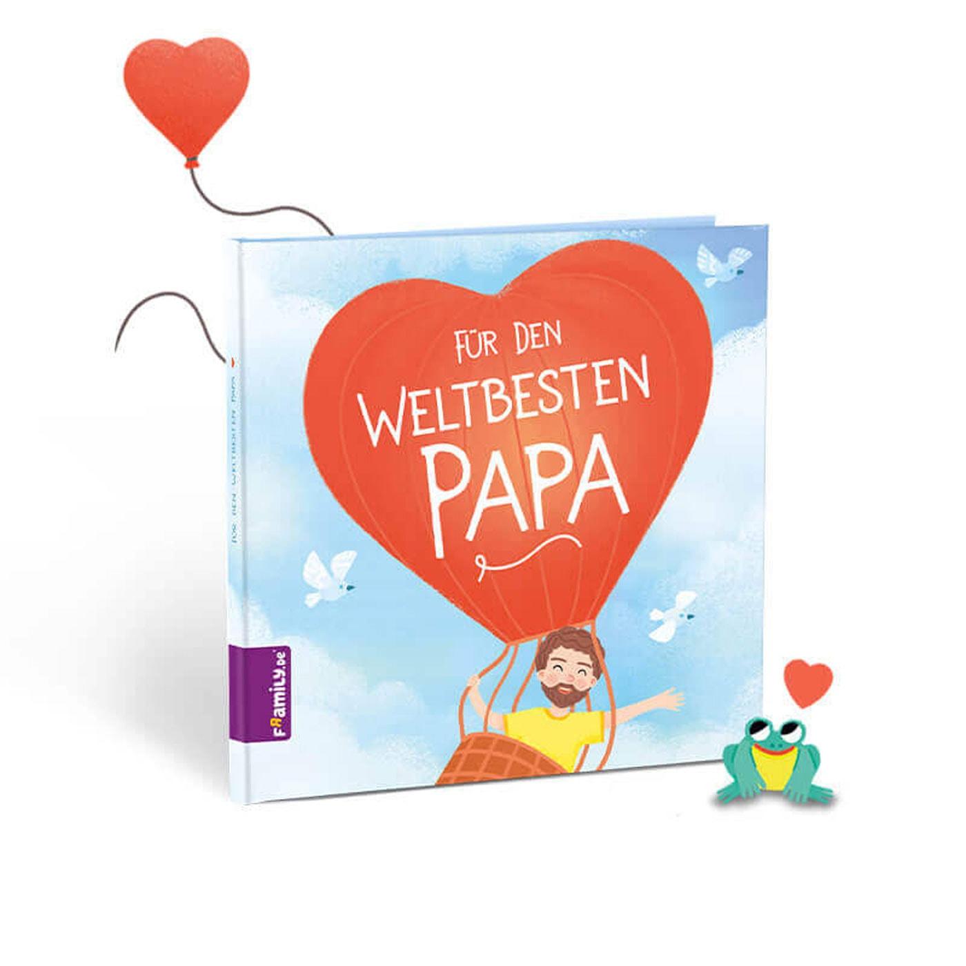 Geschenk zum Vatertag fü den weltbesten Papa // HIMBEER