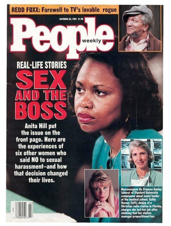 Starke Frauen-Cover: People Magazine Cover 1991 // HIMBEER