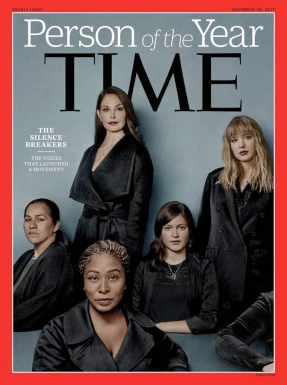 Time Magazine Cover 2017 // HIMBEER