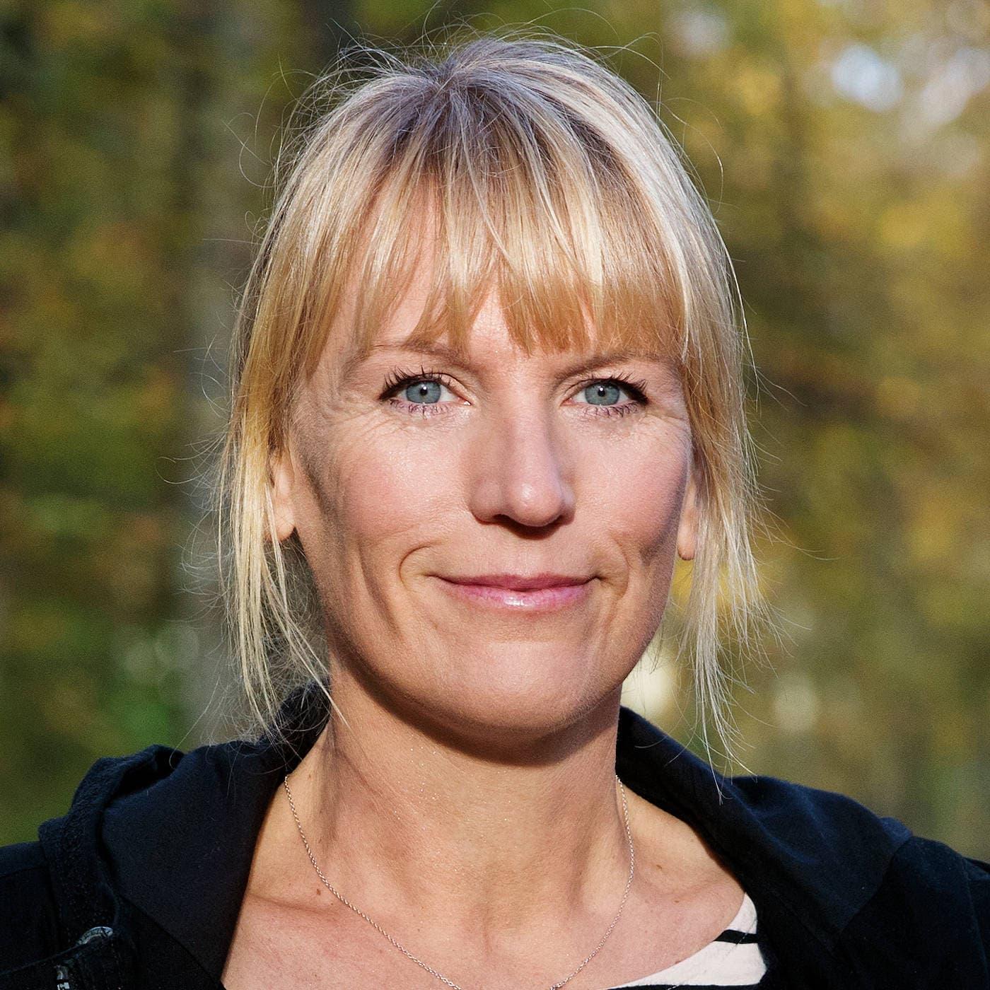 Autorin Christiane Stella Bongertz des Buches Wild Child // HIMBEER
