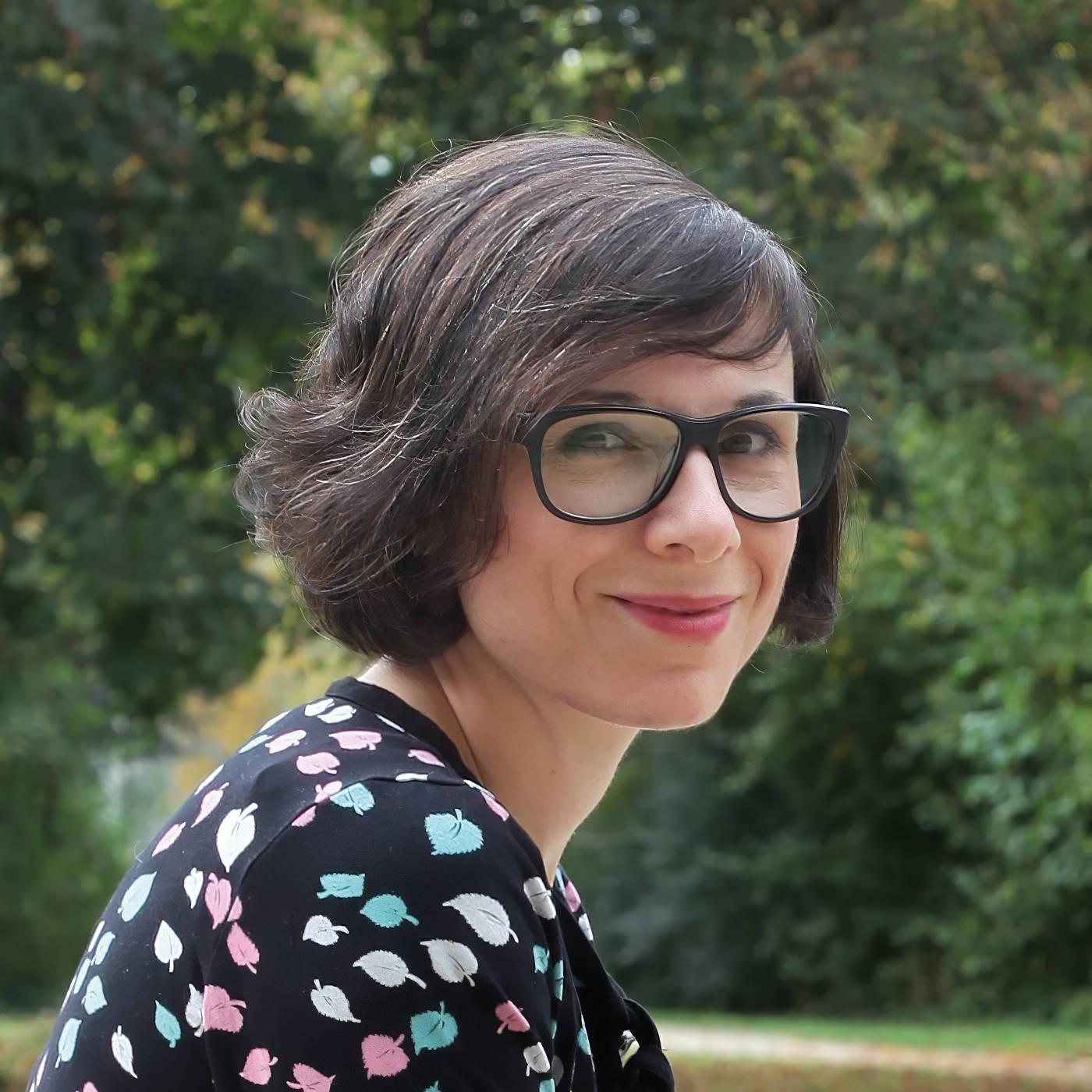 Autorin Dr. Eliane Retz des Buches Wild Child // HIMBEER