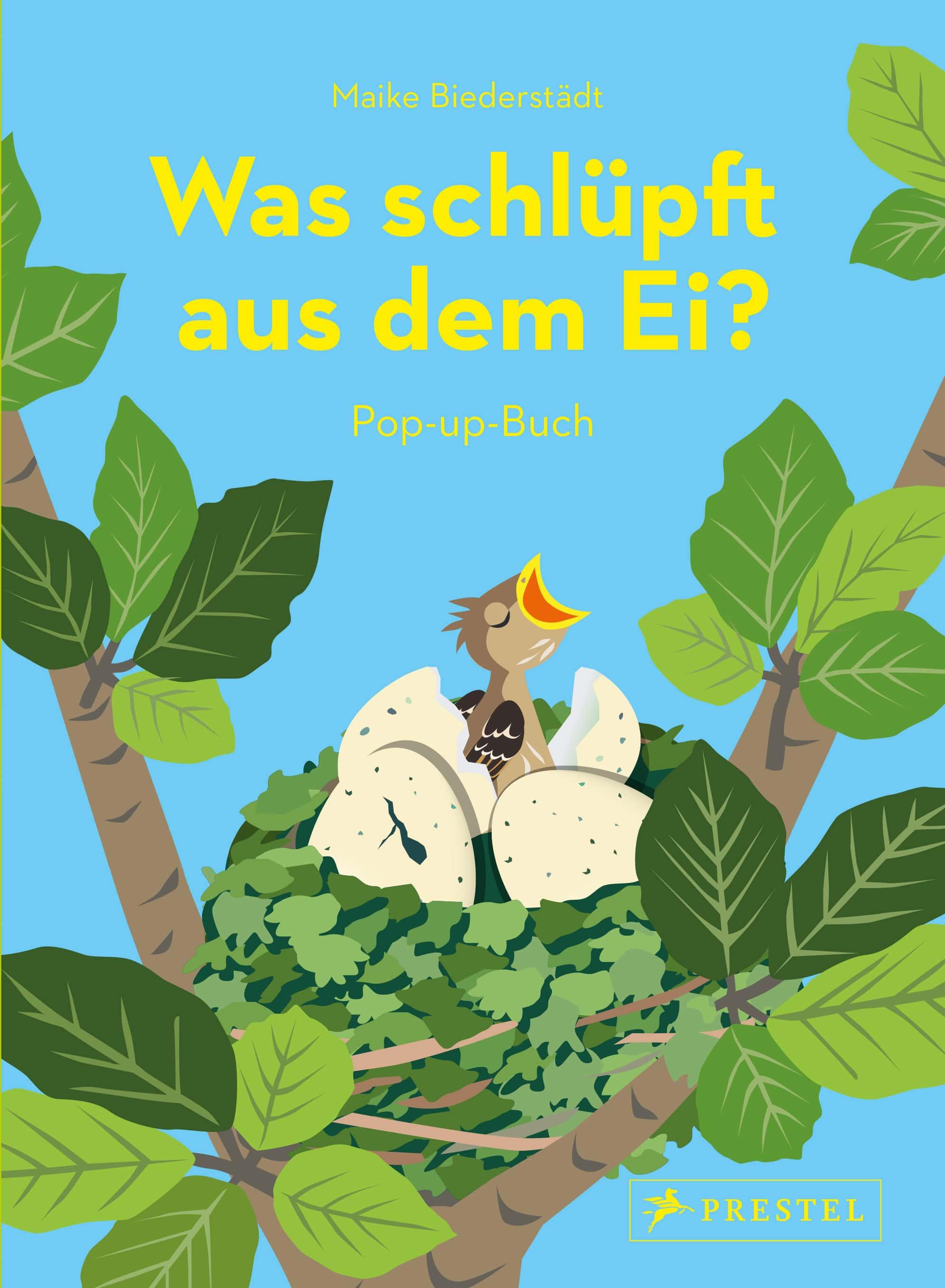 Kinderbuch-Tipp: Pop-Up-Buch // HIMBEER