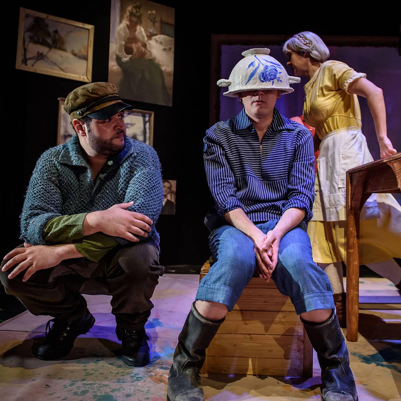 """Familien-Wochenend-Tipps: Online-Kindertheater """"Michel aus Lönneberga"""" // HIMBEER"""