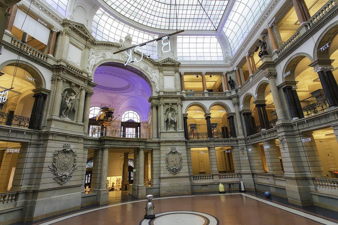 Internationaler Museumstag im Museum für Kommunikation Berlin // HIMBEER
