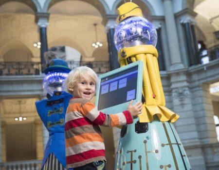 Internationaler Museumstag: Museum für Kommunikation Berlin // HIMBEER