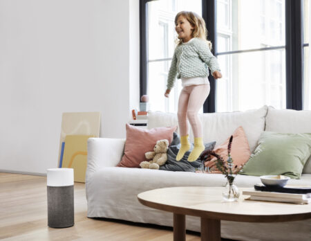 Luftreiniger von Blueair: Sagt dicker Luft in Räumen adé // HIMBEER