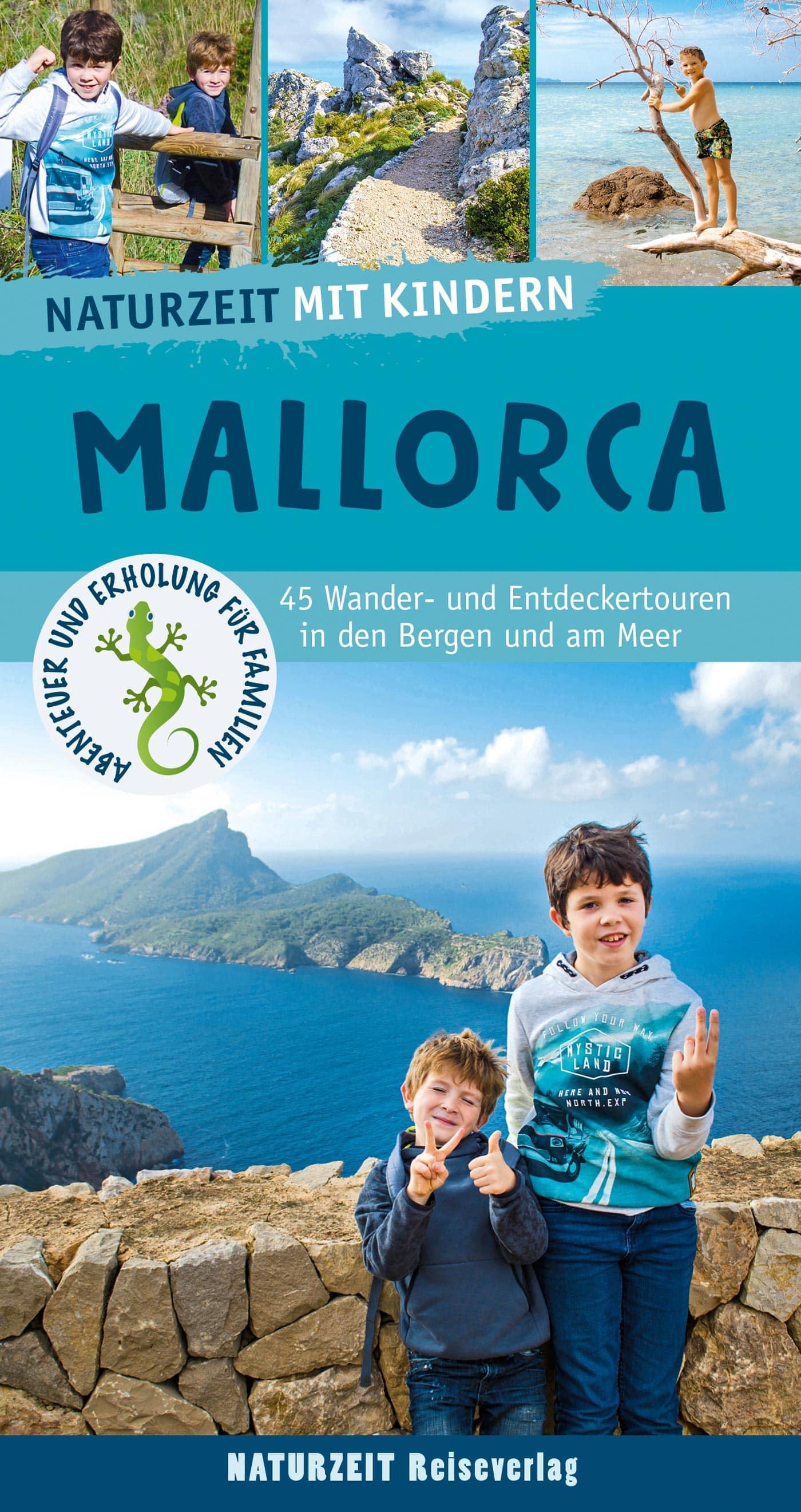 Familienreiseführer: Naturzeit mit KIndern auf Mallorca // HIMBEER