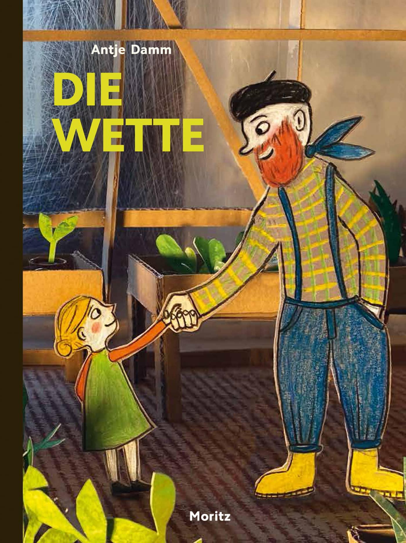 Kinderbuch-Tipp: Antje Damm: Die Wette // HIMBEER