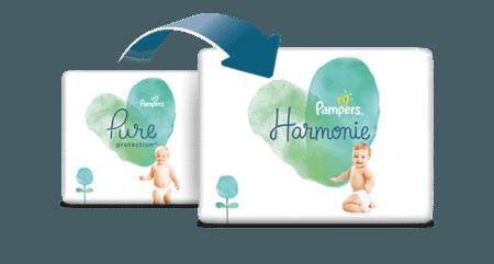 Pampers: Mehr Harmonie beim Windelkauf // HIMBEER