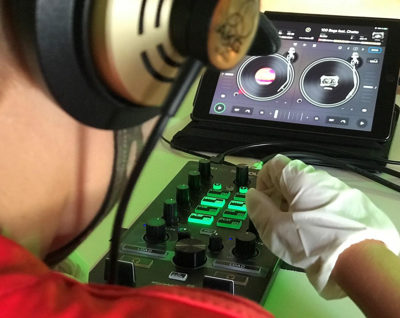 DJ Workshop für Kinder und Jugendliche im Feierwerk e.V. // HIMBEER