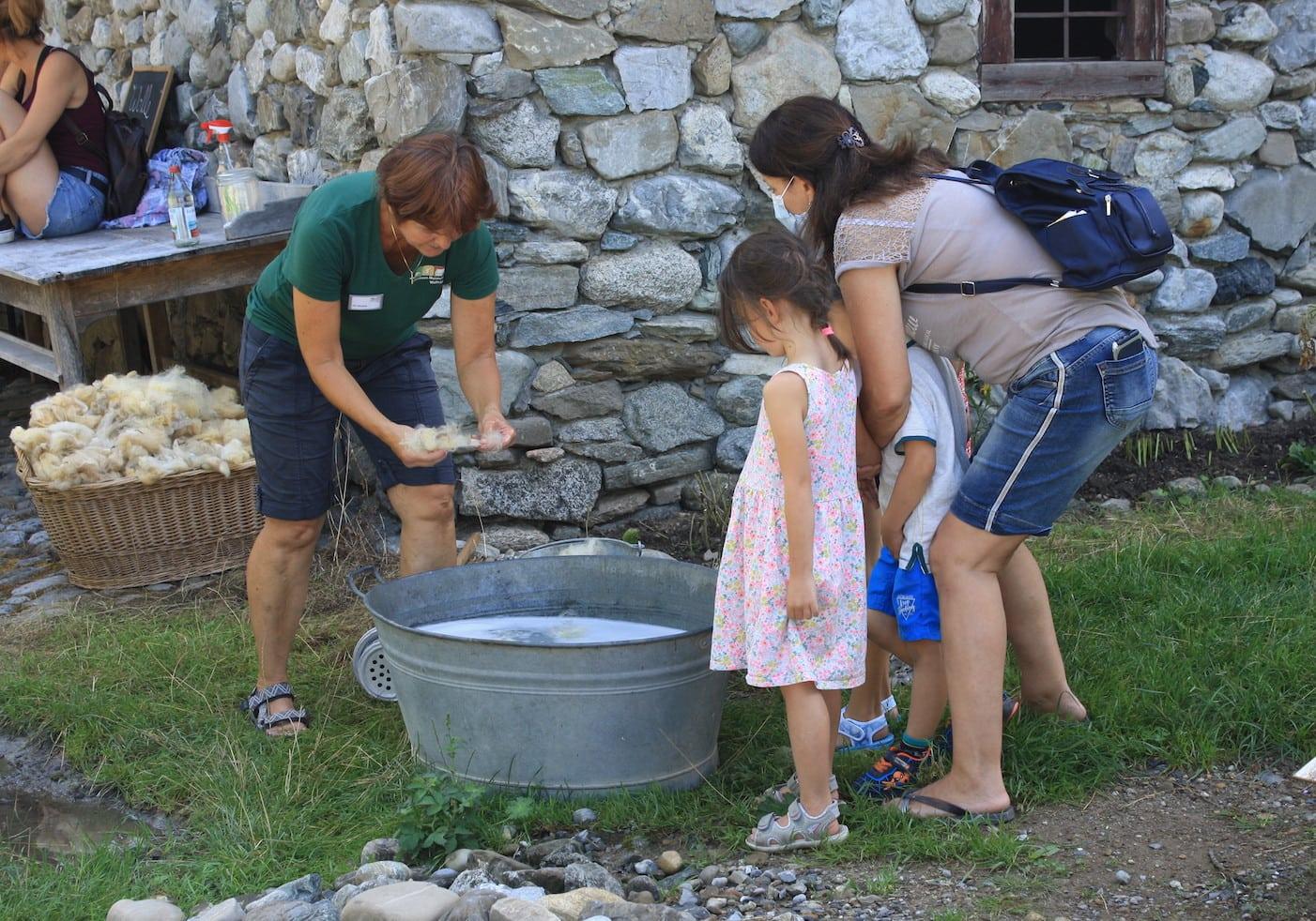 Bauernmuseum für Kinder und ihre Eltern // HIMBEER