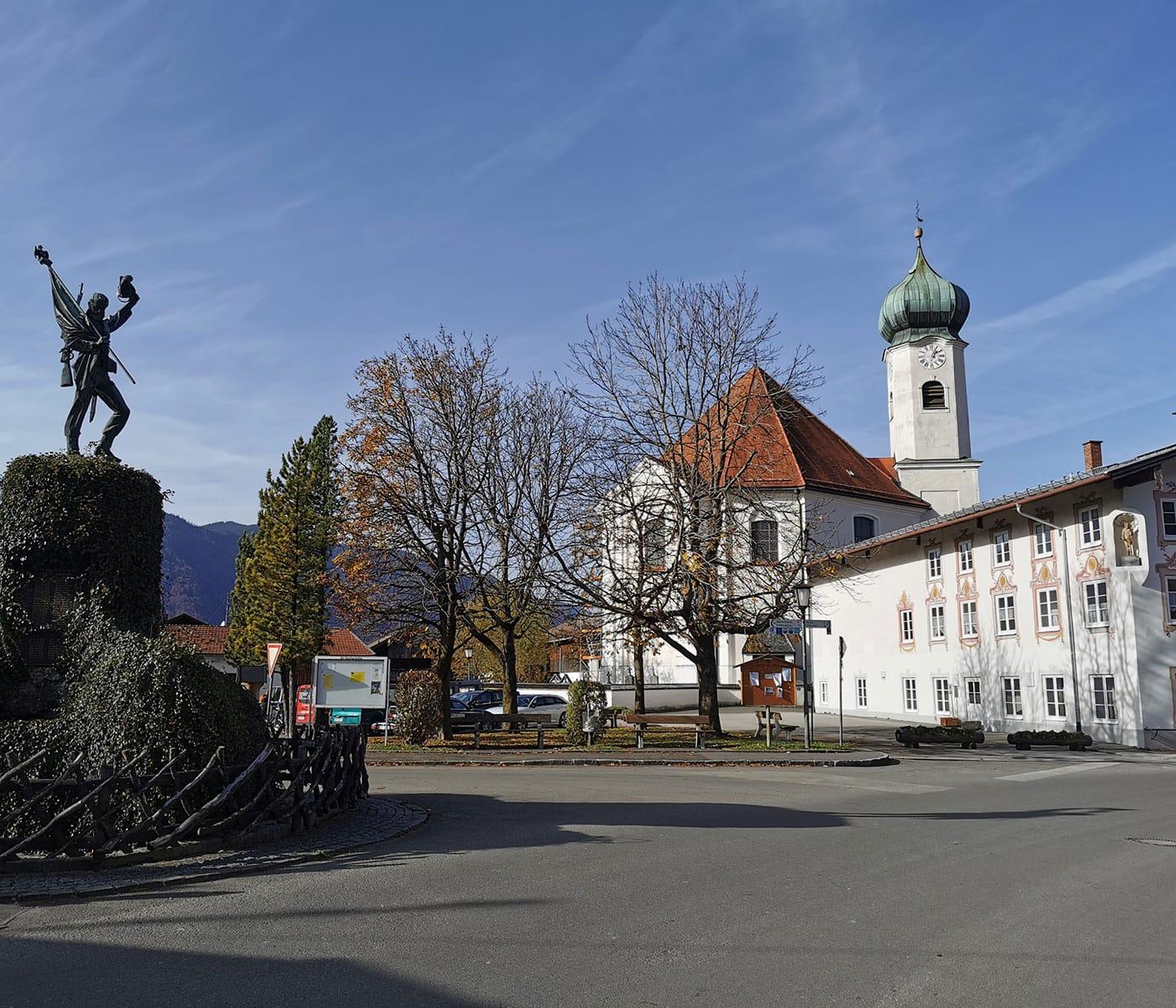 Kinderwagentaugliche Spaziergänge im Zugspitz-Land // HIMBEER