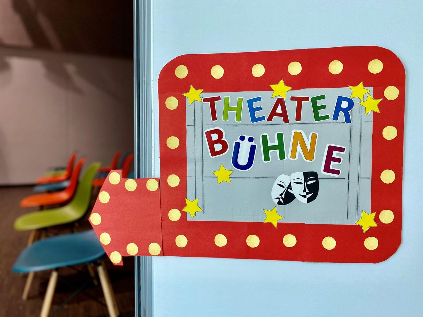 Theaterkurs für Kinder und Jugendliche in München – Ferienprogramm in der Funkstation // HIMBEER
