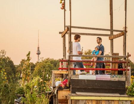 Tempelhofer Feld | Berlin mit Kind