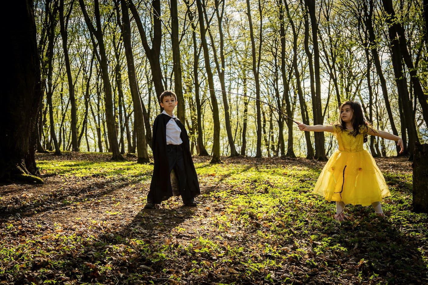 Märchen Museum Wald und Umwelt für Kinder // HIMBEER
