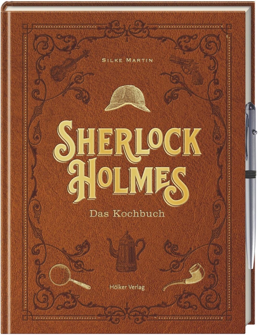 Pancakes aus Sherlock Holmes // HIMBEER