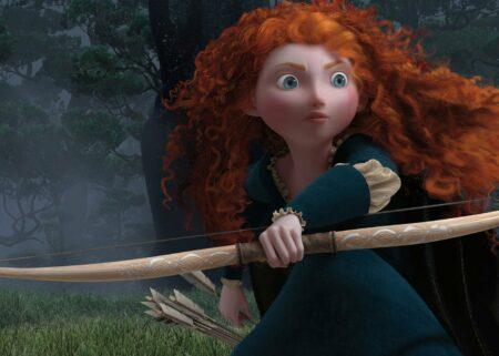 Disney Prinzessinnen Klassiker: Merida // HIMBEER