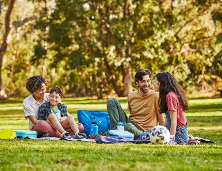 Picknicken mit Kindern in München // HIMBEER