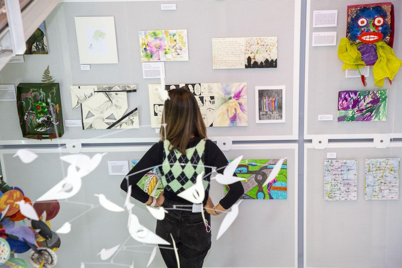 Workshops für Keiner bei little ART // HIMBEER