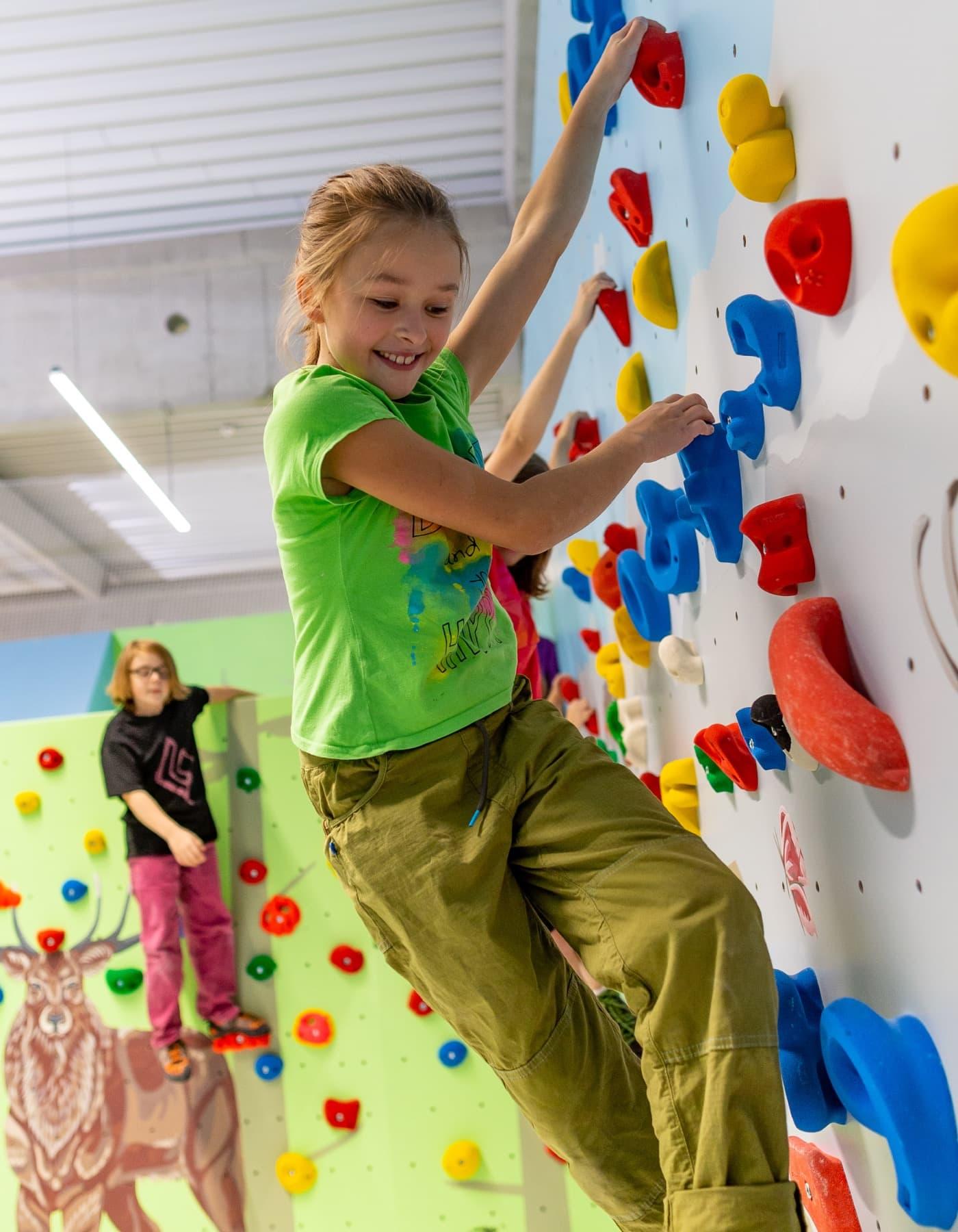 Sportliches Programm für Kinder und Familien in München // HIMBEER