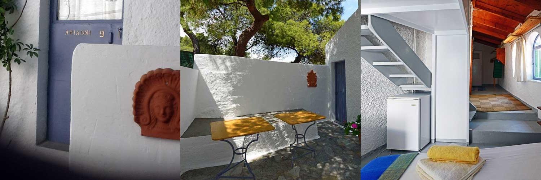 Familienurlaub auf griechischer Insel – Familienzimmer // HIMBEER