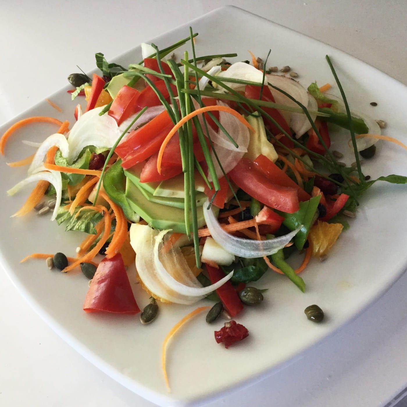 Familienurlaub auf griechischer Insel – köstliches Essen // HIMBEER