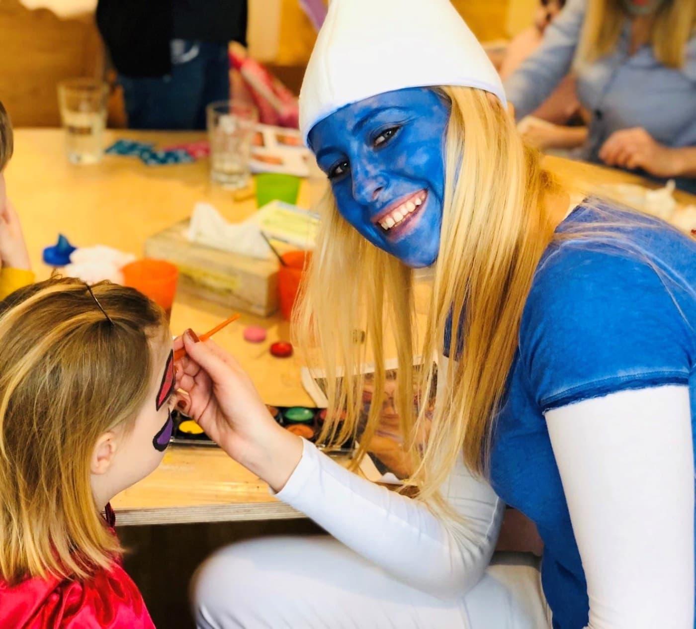 Münchner Kindertag 2021 beim Kindercafé Zuckertag // HIMBEER
